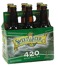 Sweetwater 420 Extra PaleAle